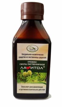 Косметическое средство с дигидрокверцетином «Премикс смолы лиственничной «Лавитол»